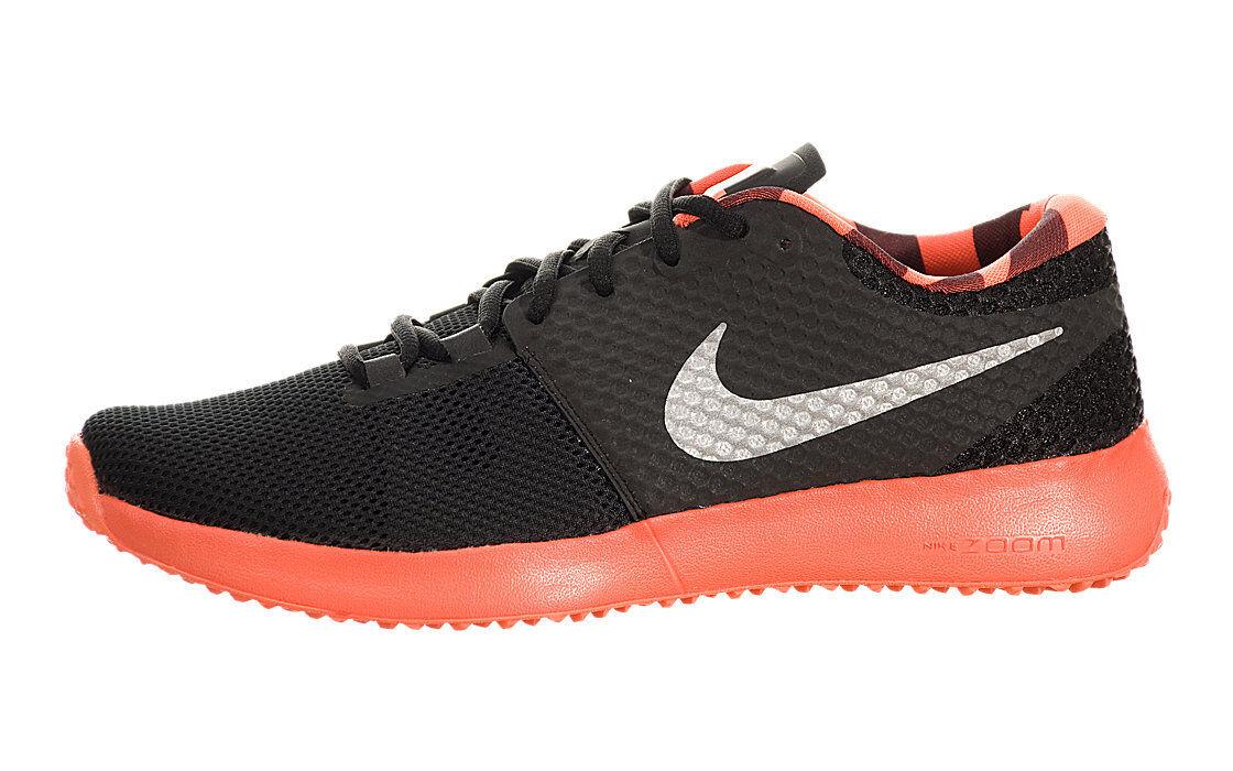 Para Negras Hombre Nike Zoom Speed Trainer 2 Amp Negras Para Super carmesí Met Plata f3fedb