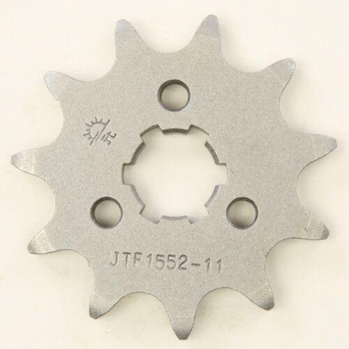 11T JT Sprockets JTF1552.11 Steel Front Sprocket
