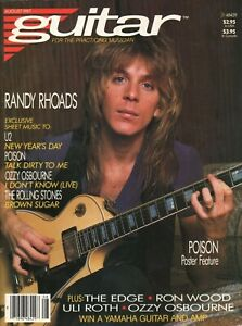 1987-August-Guitar-For-The-Practicing-Musician-Vintage-Magazine