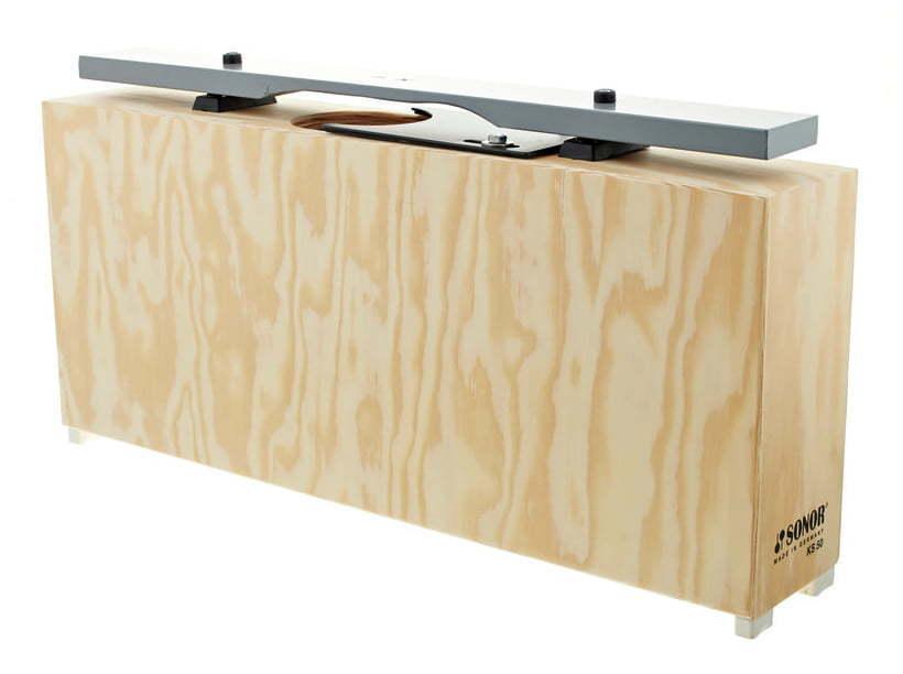 Sonor KS50L  f , klingende Stäbe, Einzelton, Restposten aus Ladenaufgabe,