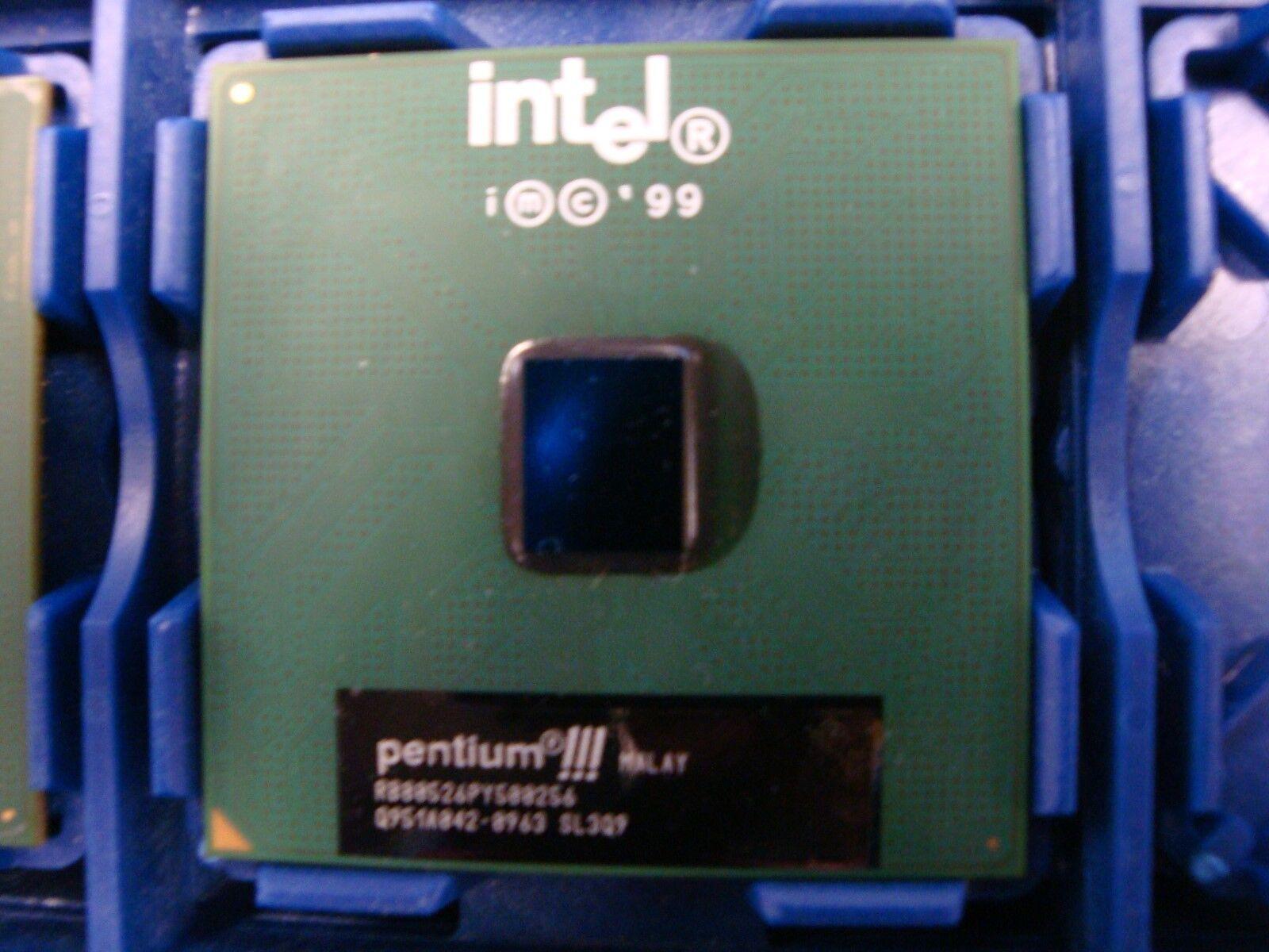 SL3Q9 INTEL SL3Q9 PIII Processor RB80526PY500256