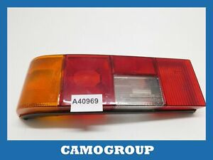 Lens Glass Right Side Rear Light Stop Right Glass Vic FIAT 127 17076128
