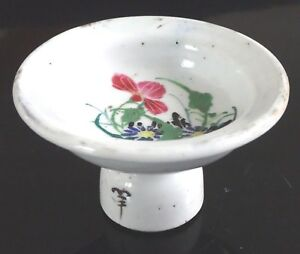 ancienne-coupelle-porcelaine-chine-Old-chinese-porcelain-painted-XIX-mark