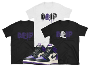 2557740742ea10 Image is loading Air-Jordan-Retro-1-High-OG-Court-Purple-