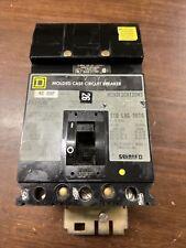 New Listingsquare D Molded Case Circuit Breaker Fa34040 40 Amp Series 2