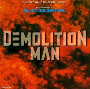 Demolition Man Original Score  Deleted  Elliot Goldenthal - Nottingham, United Kingdom - Demolition Man Original Score  Deleted  Elliot Goldenthal - Nottingham, United Kingdom