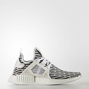 e4cd6b52cd43f Image is loading adidas-Originals-NMD-XR1-PK-Zebra-Mens-Boost-