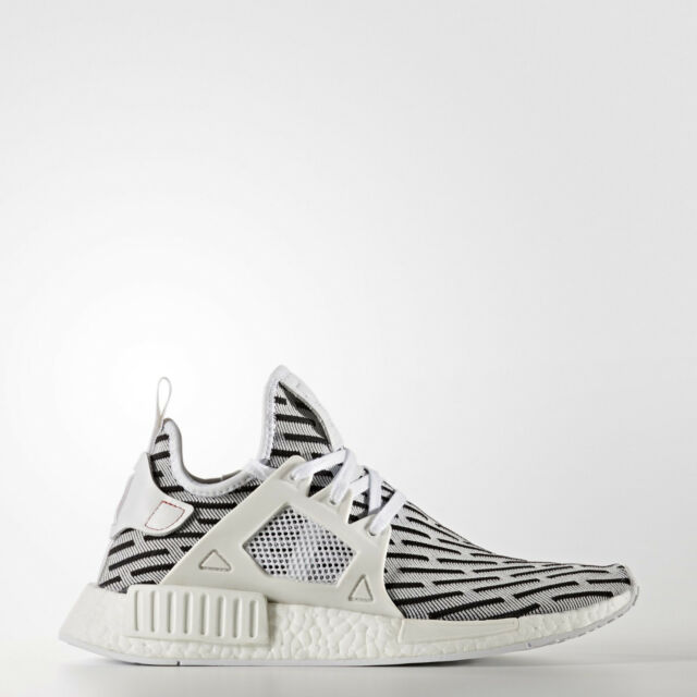 909865688 Men s adidas Originals NMD Xr1 PK Low Rise Trainers in White UK 8 ...