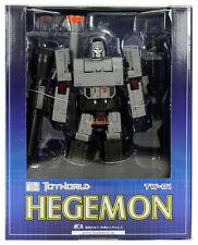 Toyworld TW-01 HEGEMON  Transformers MEGATRON G1 Decepticon MP *SEALED* misb!
