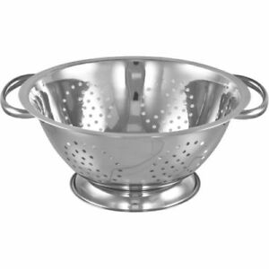 STAINLESS-STEEL-COLANDER-WITH-2-HANDLE-DEEP-SPAGHETTI-PASTA-SALAD-STRAINER-DISH