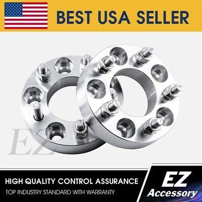 """4pc 5x114.3mm to 5x120.7mm Wheel Spacers Adapters 1.25/"""" for Lexus ES300 mx"""