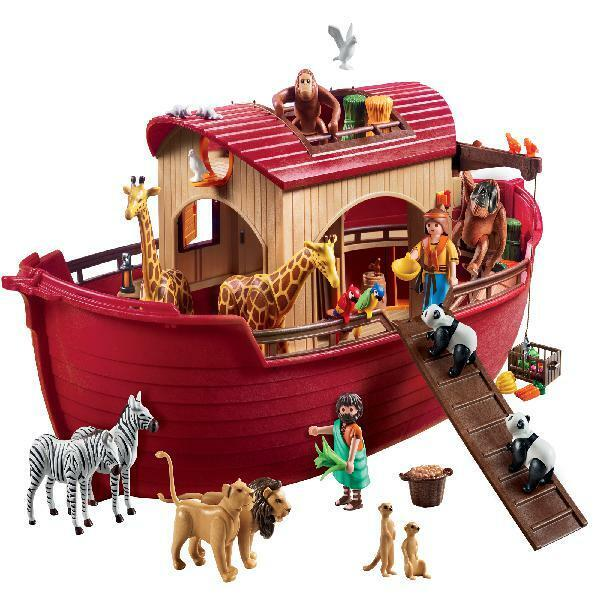 Playmobil #9373 Noah's Ark - New Factory Sealed