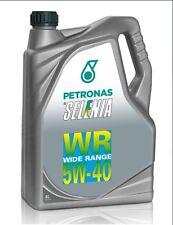 Selenia WR 5W-40 5L + Ölfilter Mann + Öl Schraube - Fiat Bravo II 1.9 JTD