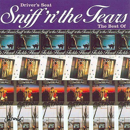 Sniff 'n' the Tears :Driver's Seat :The Best of Sniff 'n' the Tears CD,1999