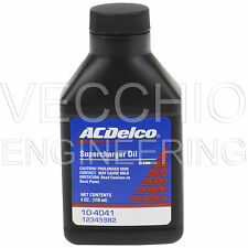 AC Delco Eaton Supercharger Oil 4 FL OZ (118ml) BMW MINI Cooper S Brand New JCW