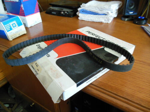 NOS Timing Belt For 89-85 Mitsu /& Hyudai 86-79 Dodge /& Ply Apps