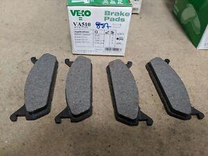 VECO-REAR-BRAKE-PADS-VA510-FITS-MAZDA-323-MX-5-SUZUKI-BALENO