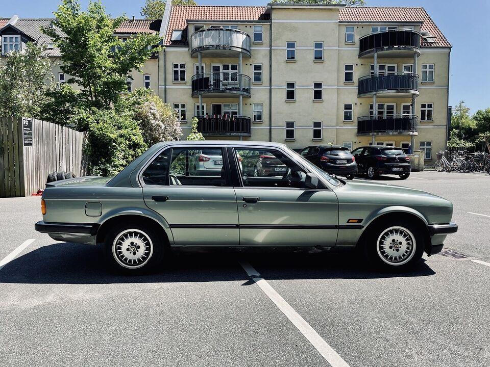Charmerende BMW 320i