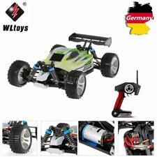 2018 WLtoys A959-B 2.4G 1/18 4WD 70 KM/H Elektrische Offroad Buggy RC Auto P4Z1