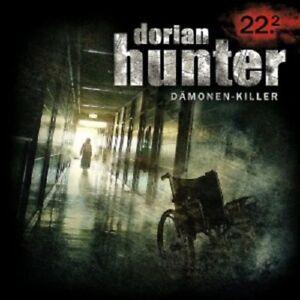 DORIAN-HUNTER-22-2-ESMERALDA-VERGELTUNG-CD-NEU