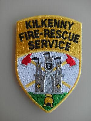 Kinsdale Fire /& Rescue Fire Dept Patch v2 Ireland