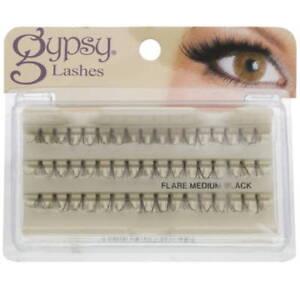 bf64ddf17ce Gypsy Lashes - Flare Medium Black Brand New 78462750849 | eBay