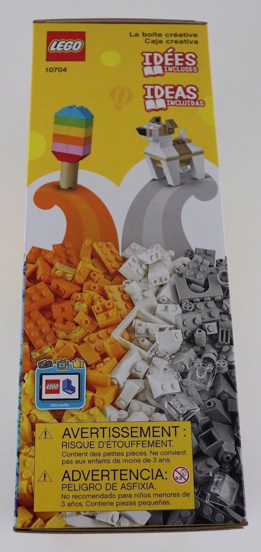 NIB Lego Classic Classic Classic Creative 10704 Box 900 Pieces - Brand New - Fast Shipping 9c7461