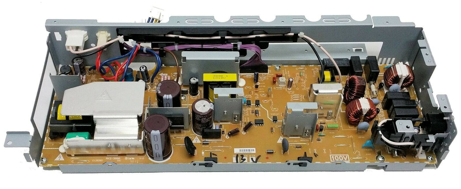 LVPS RM1-8091 HP Color LaserJet M551 Low Voltage Power Supply Free Ground!!!