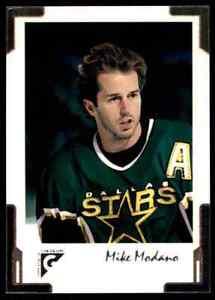 2001-02-Stadium-Club-Gallery-Mike-Modano-G7