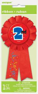 2nd-PLACE-AWARD-RIBBON-6-034-15cms-2nd-PLACE-RED-ROSETTE-AWARD-RIBBON