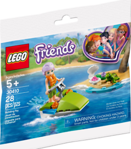 LEGO-Friends-30410-Mia-039-s-Wasserabenteuer-Polybag-NEU-amp-OVP