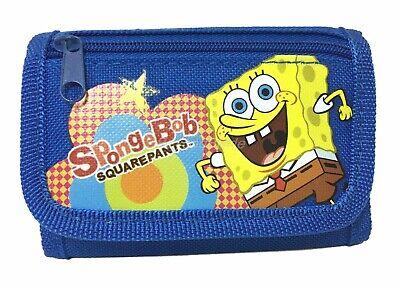 Spongebob Portafoglio Blu Ragazze Bambini Fumetto Per Portamonete Per Godere Di Alta Reputazione Nel Mercato Internazionale