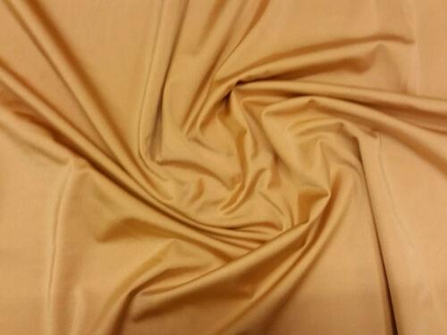 "150cm Many Colours Plain Lycra Spandex Stretch Fabric Material wide 59/"""