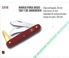 NAVAJA SUIZA 85 MM 8 FUNCIONES VICTORINOX JUNIOR 09 ROJO PARA LOS NIÑOS
