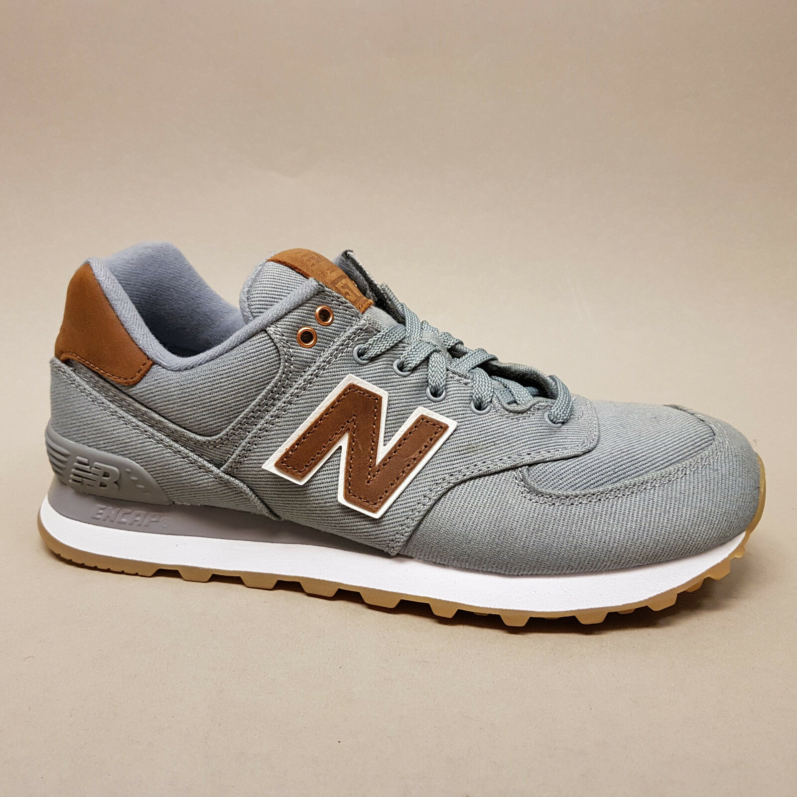 New Balance Classics Traditionnels ML574TXC Gray Turnschuhe Sneaker grau Gr. 40