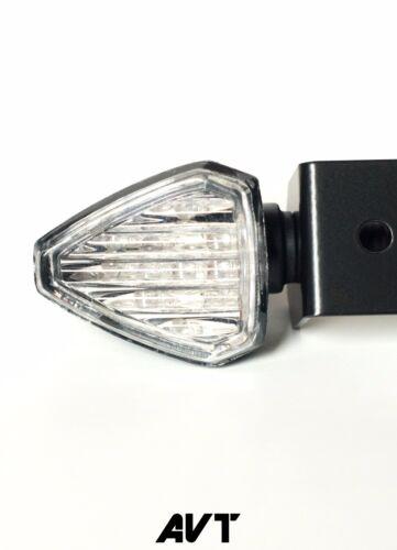 AVT Honda CBR500R FLUSH LED Turn Signals CB500F  Fender Eliminator NI Kit