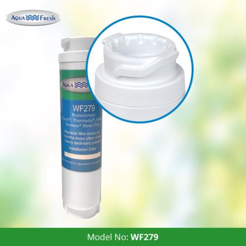 3-Pack Aqua Fresh Replacement WaterFilter Cartridge F// Bosch B22CS30SNS