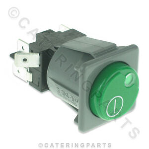 Comenda 130460 On Off Latching Switch 30x30mm For Lav Lbr Lbc Rold