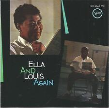 Ella Fitzgerald / Louis Armstrong ~ Ella and Louis again
