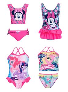 f40403d2f729b Minnie Mouse My Little Pony, Girls Swim Suit, 2 Piece Bikini ...