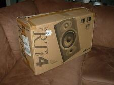Item 4 One Owner Excellent Pair Polk Audio RTi4 Bookshelf Speakers Black Original Box