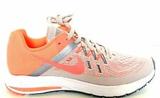 Nike Wmns Zoom Winflo 2 Ash Grey/Atomic Pink-Cool Grey Running Shoes Size