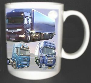 TRUCK-LORRY-DRIVERS-MUG-LIMITED-EDITION-SCANIA-DAF-DRIVERS-POEM-ON-REVERSE