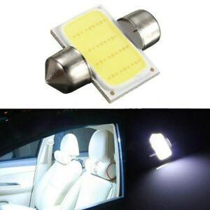 39mm-LED-COB-Festoon-Light-Bulb-White-Car-Interior-Roof-Globe-Glove-38mm-40mm
