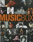 Music Box: Photographing the All-Time Greats by Gino Castaldo (Hardback, 2012)