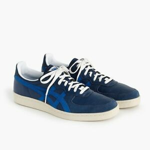 new concept 2b35c 0802a Details about J.Crew NIB Onitsuka Tiger Sneakers Navy Blue Sz. 11.5 GSM  ASICS Shoes # G1495.