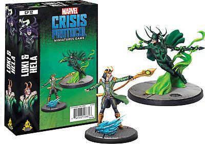 Marvel Crisis Protocol Doctor Ghost Rider NIB