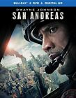 San Andreas (includes Digital HD Ultraviolet) - Blu-ray Region 1