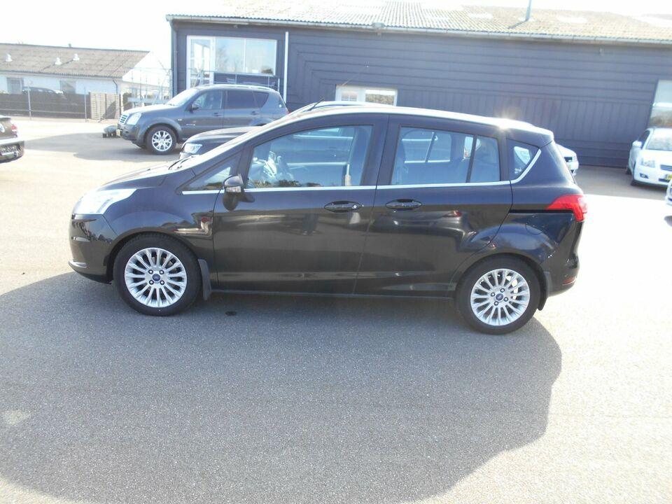 Ford B-MAX 1,6 TDCi 95 Trend Diesel modelår 2012 km 187000