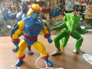 Masters Of The Universe(MOTU) Power Rangers VTG.Action Figure Lot 80s 90s